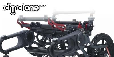 chunc one adapt wheelchair
