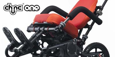 chunc one wheelchair